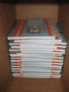 Blurred Box o Books